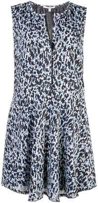Derek Lam 10 Crosby camouflage print mini dress