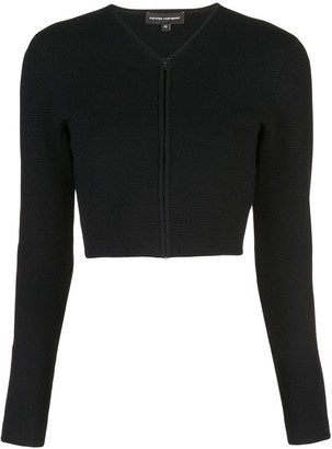 Narciso Rodriguez zipped-up cardigan