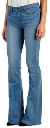Women's Paige Transcend - Bell Canyon High Waist Flare Jeans $209 thestylecure.com
