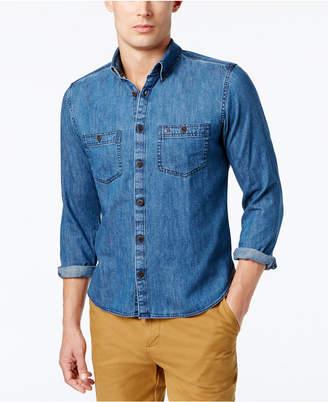 Tommy Hilfiger Men's Classic Denim Shirt