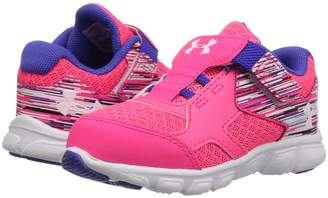 Under Armour Kids UA GINF Thrill RN AC Girls Shoes