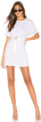 superdown Brystol Belted Jersey Dress