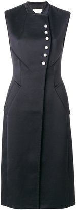 3.1 Phillip Lim long tailored waistcoat $1,044 thestylecure.com