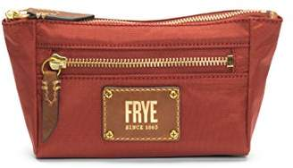 Frye Ivy Nylon Cosmetic Zip Pouch