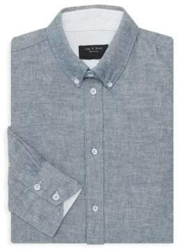 Rag & Bone Tomlin Cotton Shirt