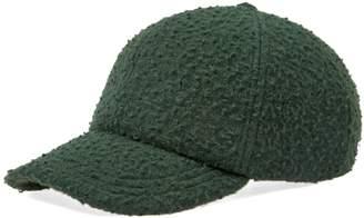 cad82a2b83f Larose Paris Casentino Wool Baseball Cap