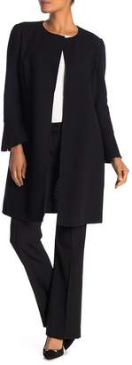 Lafayette 148 New York Russo Wool Coat