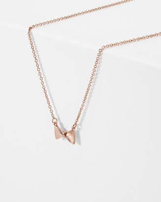 Ted Baker TENGAR Tux bow pendant