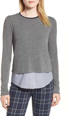 Bailey 44 Manchester Layered Look Sweater