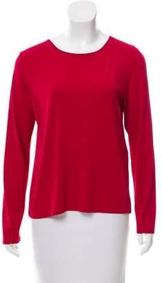 Eileen Fisher Silk Knit Top