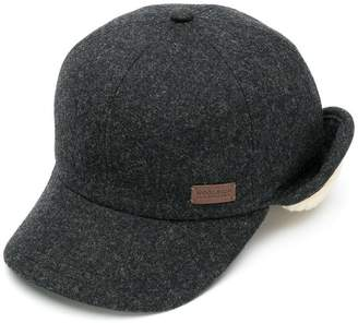 Woolrich ear flap cap