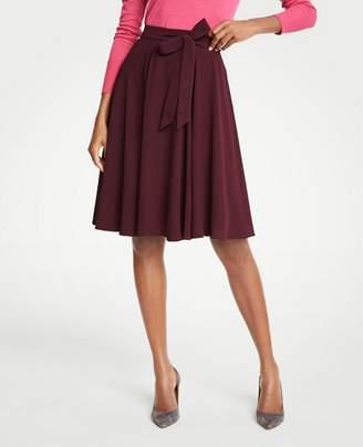 Ann Taylor Chiffon Full Skirt