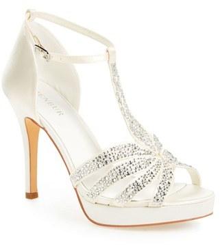 Women's Menbur Kira T-Strap Platform Sandal $124.95 thestylecure.com