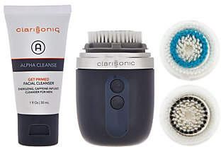 clarisonic Alpha Fit Sonic Cleansing System forMen