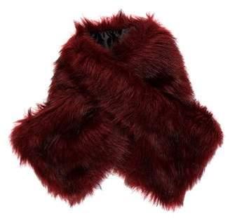 Rachel Zoe Faux Fur Stole