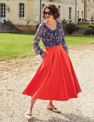 Delilah Midi Skirt