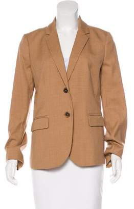 J.Crew J. Crew Long Sleeve Wool Blazer