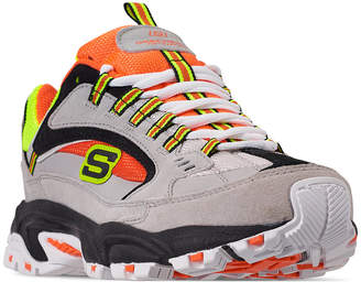 Skechers Men Stamina - Cutback Walking Sneakers from Finish Line