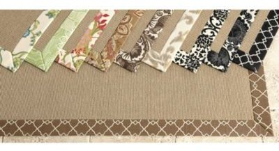 Customized St. Tropez  Indoor/Outdoor Rugs -Pattern