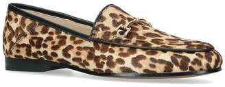 Sam Edelman Leopard Loraine Loafers