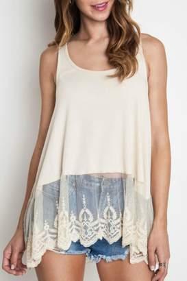 Umgee USA Vintage Boho Lace