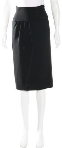 MoschinoMoschino Knee-Length Pencil Skirt