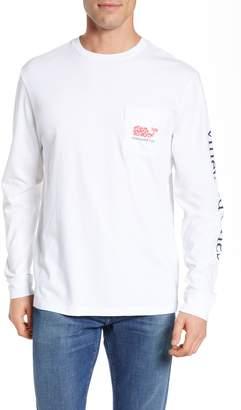 Vineyard Vines Valentine's Day Pocket T-Shirt