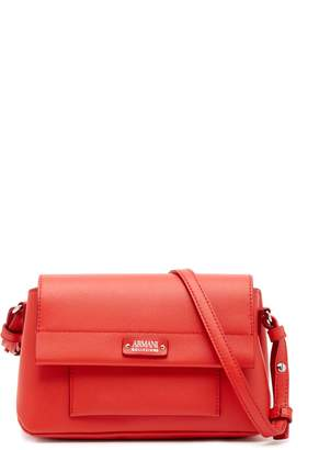 Armani Collezioni Mini Leather Shoulder Bag