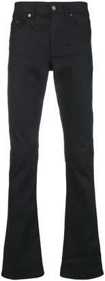Saint Laurent mid-rise bootleg jeans