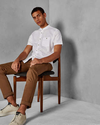 Ted Baker TAPELEB Tapered fit cotton chinos