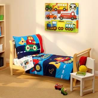 NoJo Everything Kids by Print 4-pc. Bedding Set - Toddler