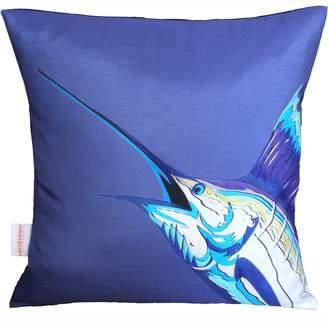 Chloé Croft - Sailfish Cushion