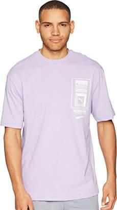 Puma Men's Logo Tower T-Shirt