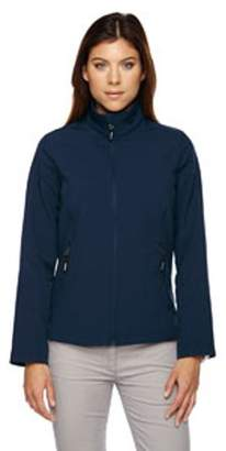 Ash City - Core 365 Ladies' Cruise Two-Layer Fleece Bonded Soft Shell Jacket - CLASSIC NAVY 849 - M 78184