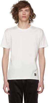Wacko Maria White Standard T-Shirt