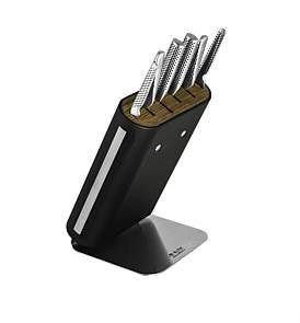 Global Hiro 7 Piece Knife Set