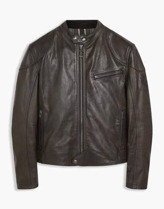 Belstaff Supreme Motorcycle Jacket