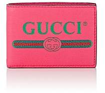 Gucci Men's Logo Slim Billfold - Pink