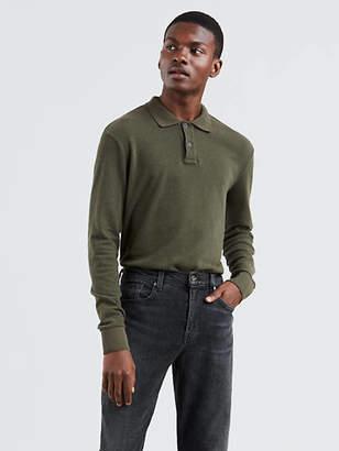 Levi's Long Sleeve Polo