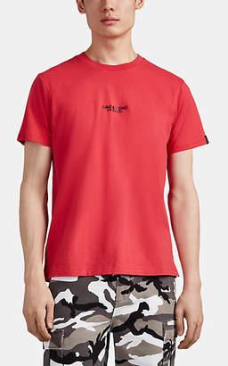 "Rag & Bone Men's ""Universal"" Cotton Jersey T-Shirt - Red"
