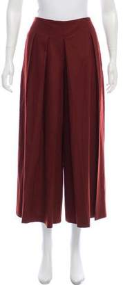Fabiana Filippi Wool High-Rise Pants w/ Tags