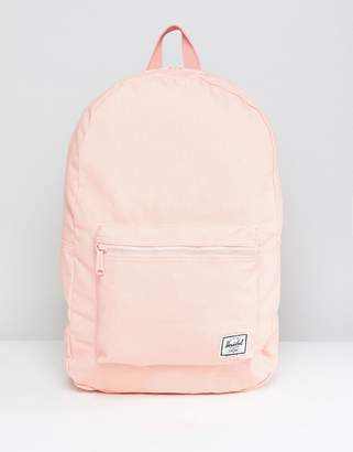 Herschel Daypack Backpack In Pink