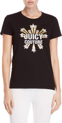 Juicy Couture Starburst Classic Tee
