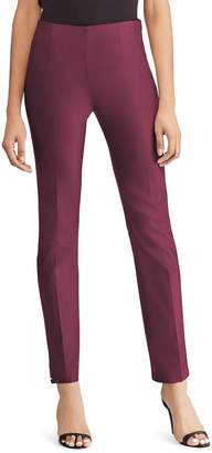 Chaps Women's Midrise Straight-Leg Pants