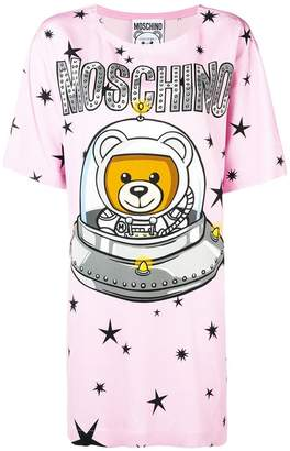 Moschino bear T-shirt dress