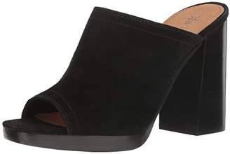 Frye Women's Karissa Mule Platform Dress Sandal