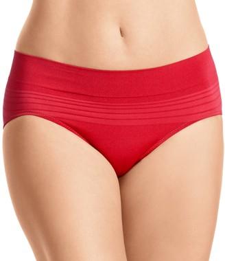 Warner's Warners No Pinching No Problem Seamless Striped Hipster Panty RU0501P
