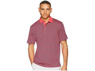 Callaway Refined 3-Color Stripe Polo Men's Clothing