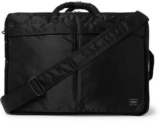 Co Porter Yoshida & Porter-Yoshida & Tanker Shell Tote Bag - Black