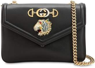 Gucci Small Tiger Leather Bag